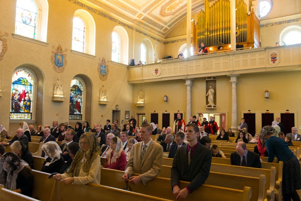 TFP 2015 National Conference Basilica of the Sacred Heart of Jesus