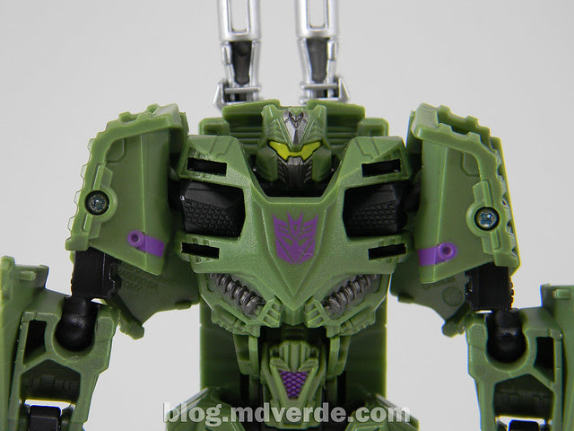 Transformers Brawl Generations Fall of Cybertron - SDCC Exclusive - modo robot