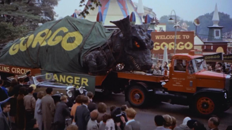 Gorgo!  The eighth... errrr, ninth, well better make that tenth, TENTH wonder of the world!world!.