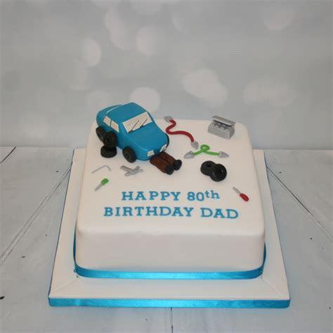 birthday mechanic cake