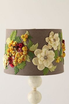 Anthropologie lamp shade by avis