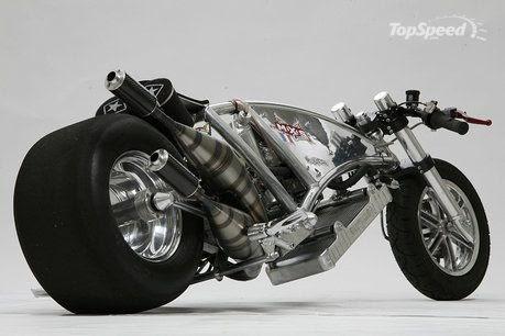 My Motorcycles News: Vegas Elvis Harley-Davidson Street