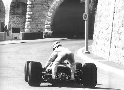 GP de Mônaco de 1967: o escocês Jackie Stewart