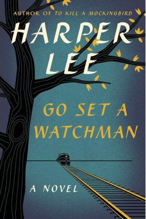 go set a watchman official art cover