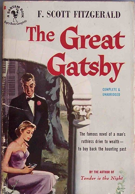 the portrayal of materialism in fitzgeralds the great gatsby Nearly a century after its publication, f scott fitzgerald's the great gatsby remains a literary classic one challenge it presents, though, is understanding how.
