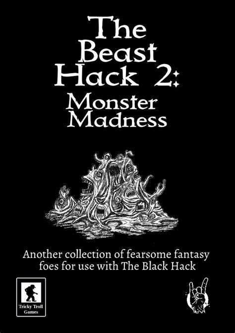 The Beast Hack 2: Monster Madness - Tricky Troll Games