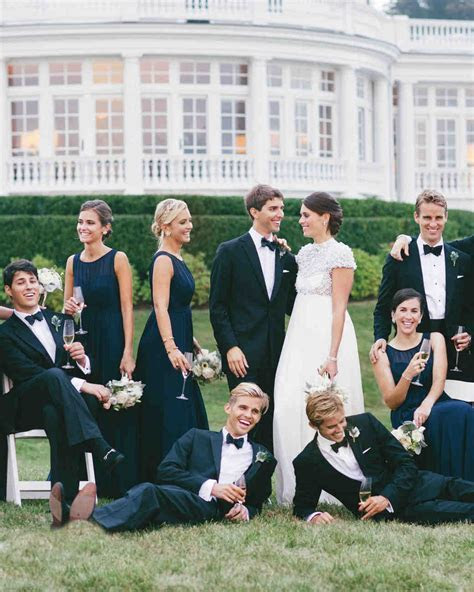 What Your Bridesmaids' Dresses Say About You   Martha