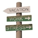 """This article is great to keep in mind with the Holidays quickly approaching!    """" lots of time off from work between Thanksgiving and Christmas -- has the potential to be even more stressful than being at the office.""""    """"That's why a week off is nice in theory, but in reality it often means you spend the week(s) before your vacation cramming in two weeks of work - http://www.salary.com/time-off-without-losing-mind/"""