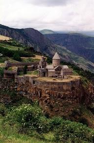 Tapev Monastery, Armenia.