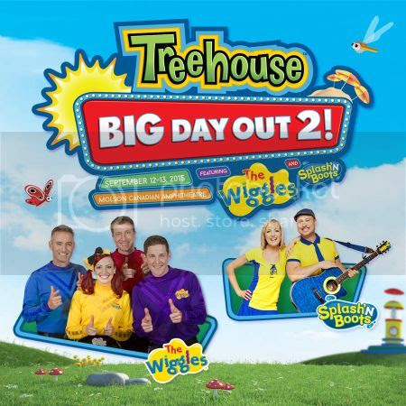 Treehouse Big Day Out 2