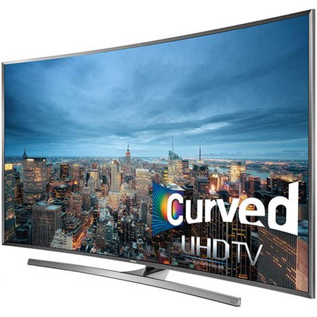 Samsung UN78JU7500 - 78-Inch Curved 4K 120hz Ultra HD Smart 3D LED HDTV