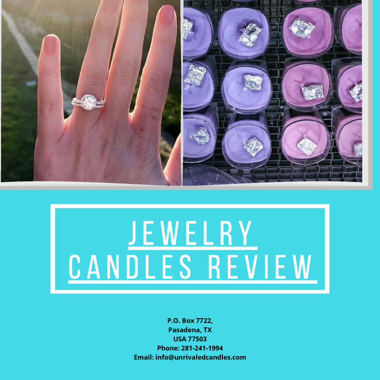 Jewelry Candles Review |authorSTREAM