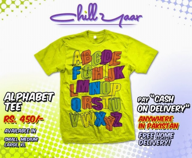 Mens-Boys-Wear-Beautiful-New-Look-Graphic-T-Shirts-2013-14 by Chill-Yaar-Logo-Tees-2