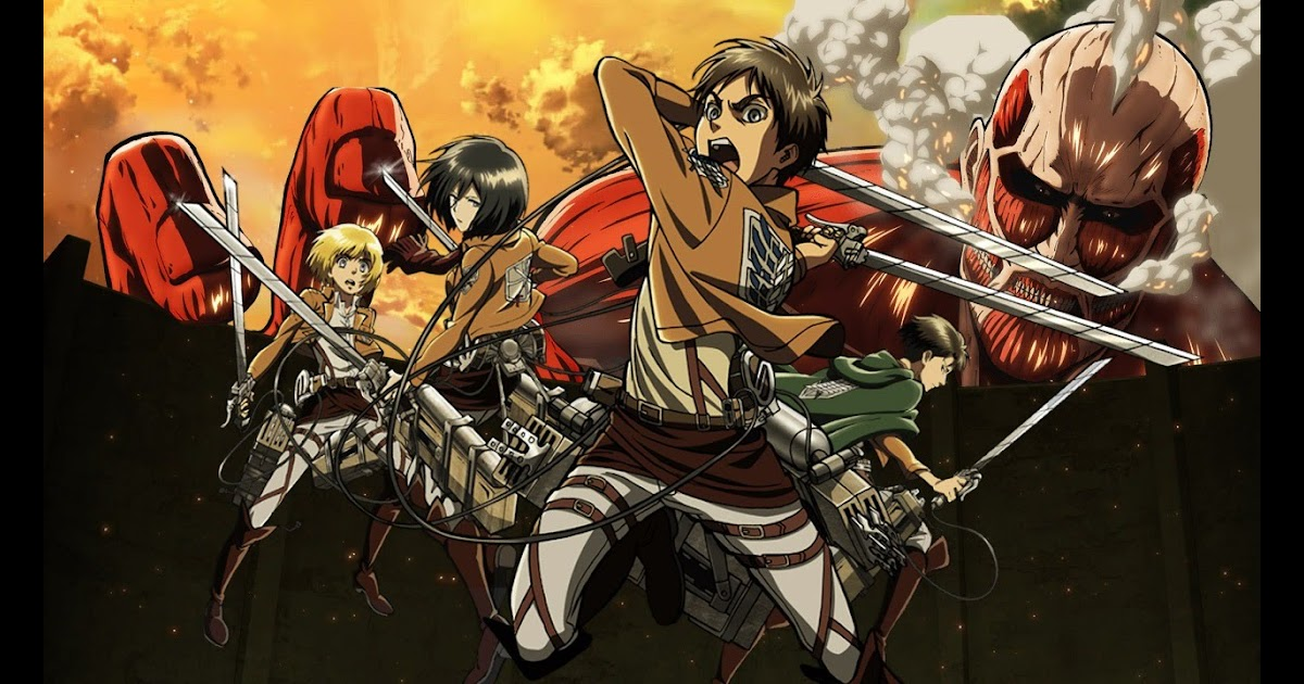 Images Of Images Of Attack On Titan 3ds Ign