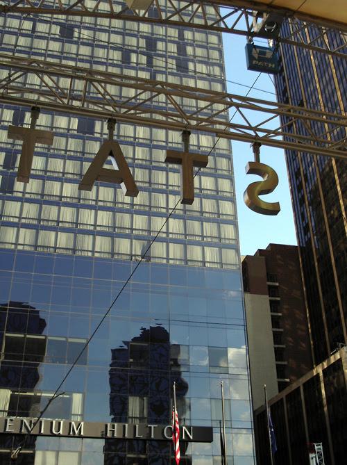 World Trade Center PATH station, Manhattan, NYC
