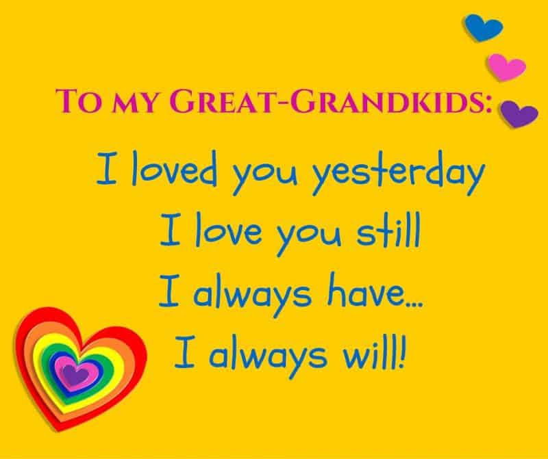 Great Grandma Quotes - Sayings About Great Grandmothers