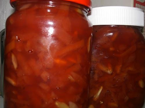 quince spoon sweet kydoni