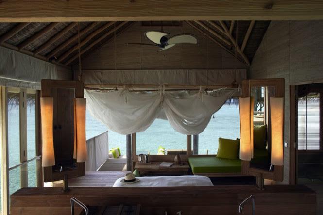 Six senses resort interior