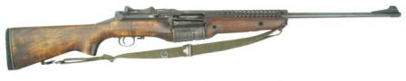 Rifle Johnson M1941.