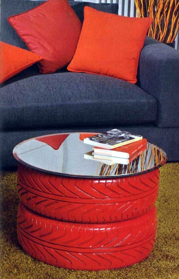 Smart Ways to Use Old Tires (5)