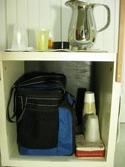 Lemonade Stand Back View