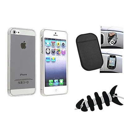 CHEAP Insten 1474589 3-Piece iPhone Case Bundle For Apple iPhone 5/5S LIMITED