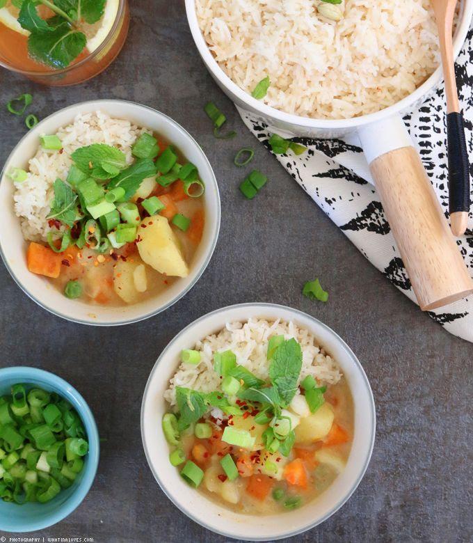 Gastfreundschaft Kochbuch Curry