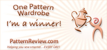 Pattern Review Challenge : One Pattern Wardrobe Large