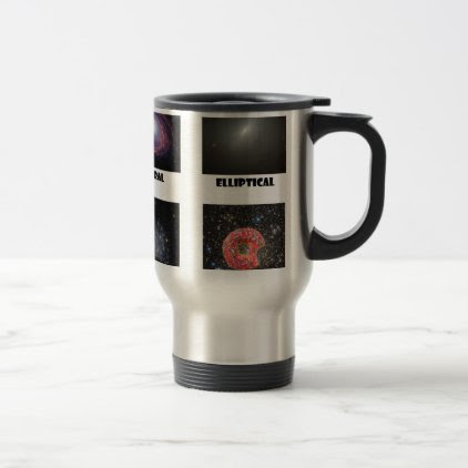 types of Galaxies3 Travel Mug