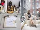 Olivia Palermo Apartment Decor - Living Rooms Decorating Ideas