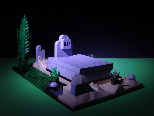 Monsters vs Zombies Graveyard