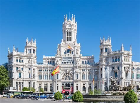 Image Of Plaza De Cibeles Pronunciation