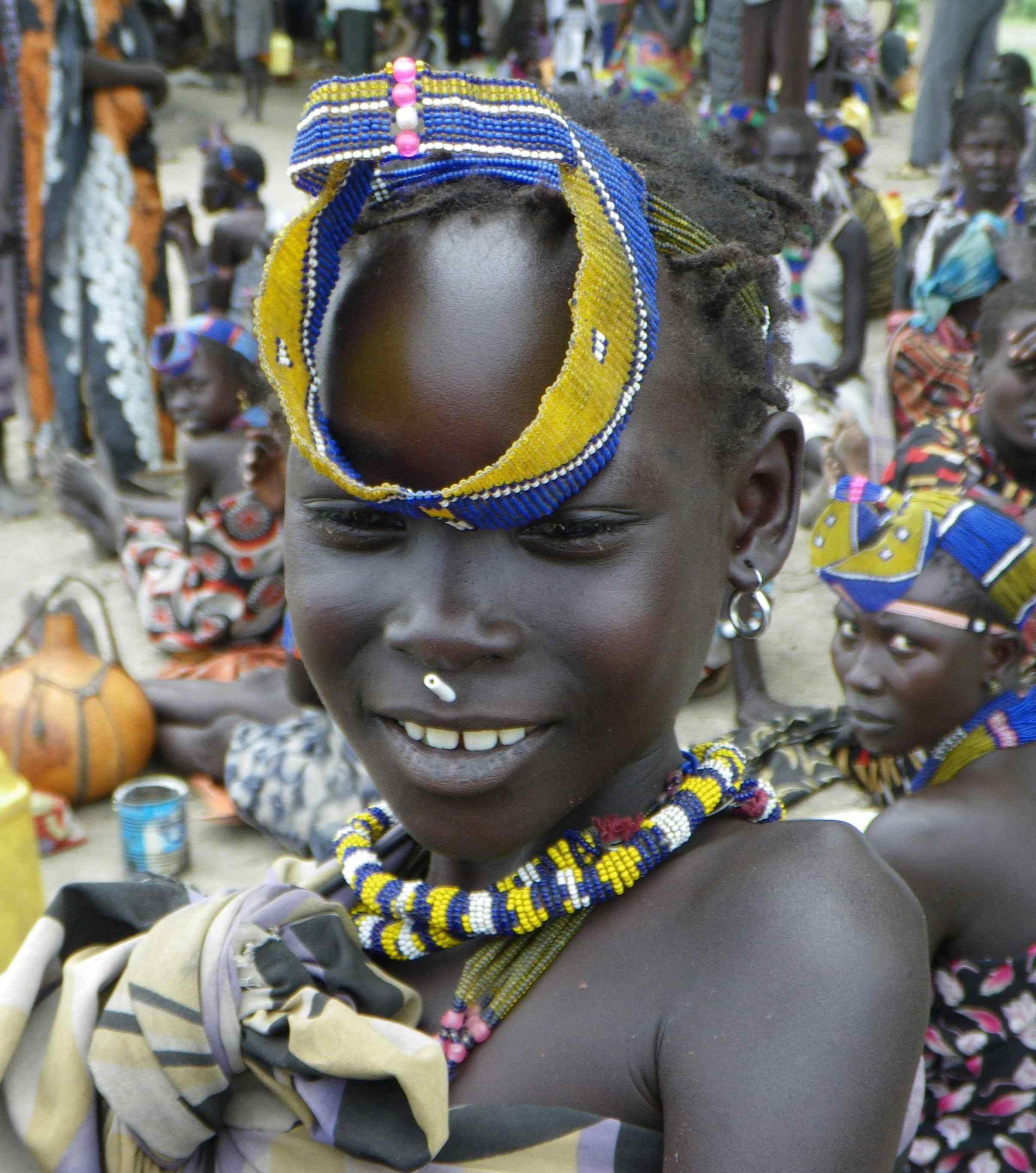 African Baskets: MURLE PEOPLE: THE CATTLE-LOVING WARRIOR PEOPLE OF SOUTH