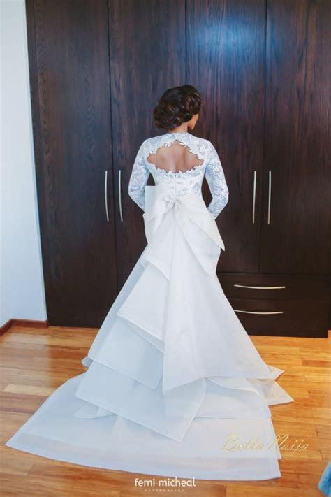 Stunning Wedding Dresses Made by Nigerian Designers