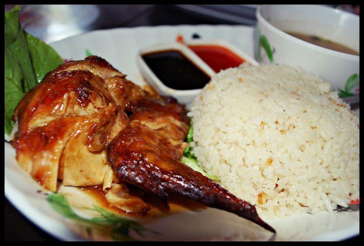 resepi nasi ayam goreng madu