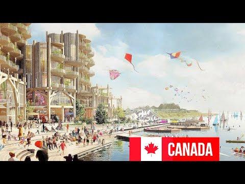 .谷歌智慧城市再曝光:這裡是六個瘋狂的建造細節