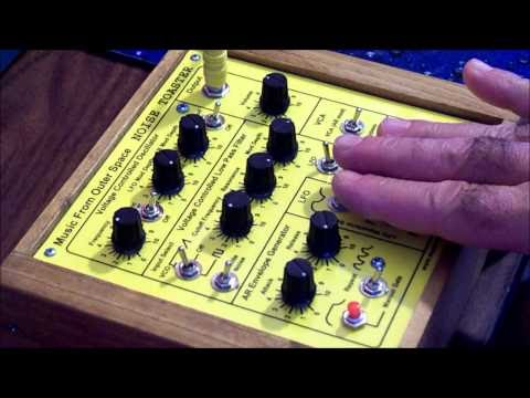 Difficult Music: Synth DIY Part 2: The Noise Toaster