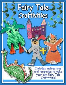 Fairy Tale Crafts Activities Heidisongs Heidi Songs