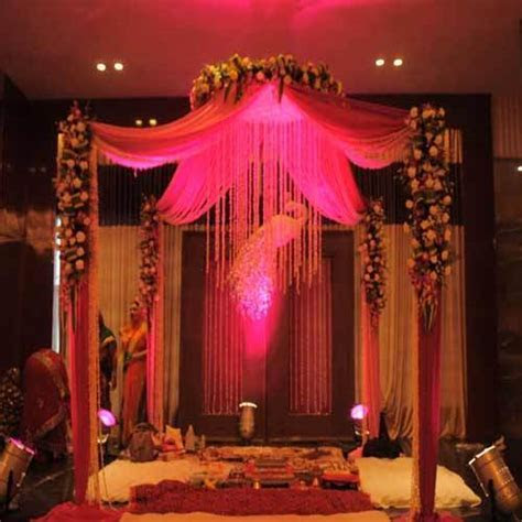 Wedding Decoration Services   Wedding Mandap Decorations