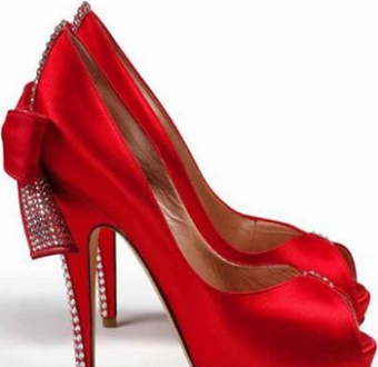 ''Any Christian woman that wears high shoes is married to the world''