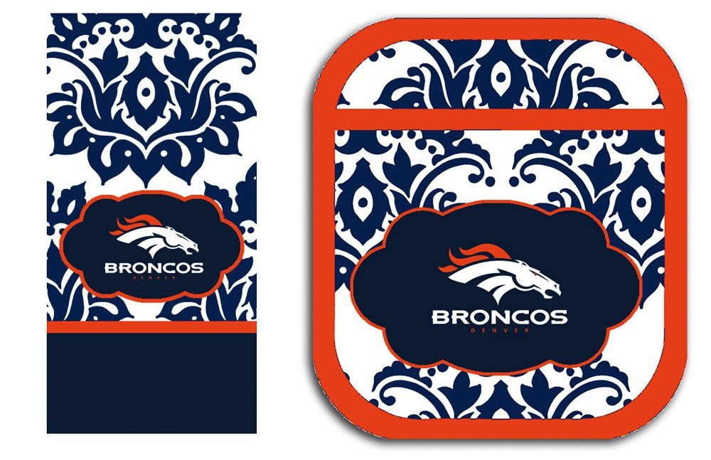 Amazon.com : NFL Team Logo Kitchen Home Outdoor Denver Broncos ...