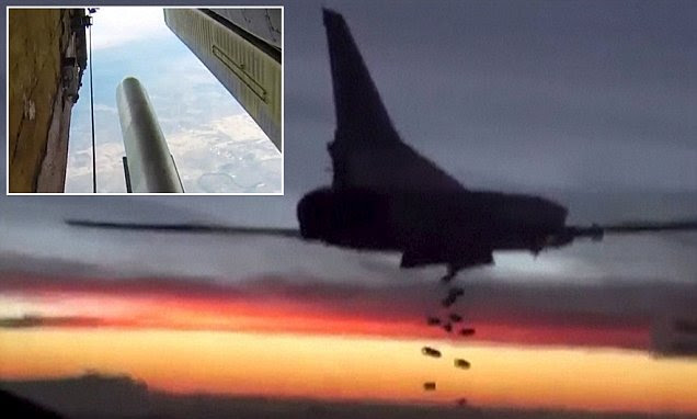 ISIS suffers heavy losses as Russia's airstrikes in Syria continue