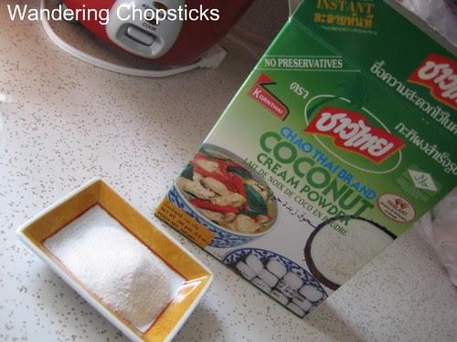 Coconut Milk, Coconut Powder, and Coco Rico 2