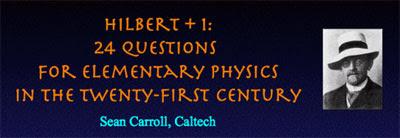 Hilbert + 1
