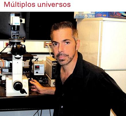 Cientista Americano Robert-Lanza