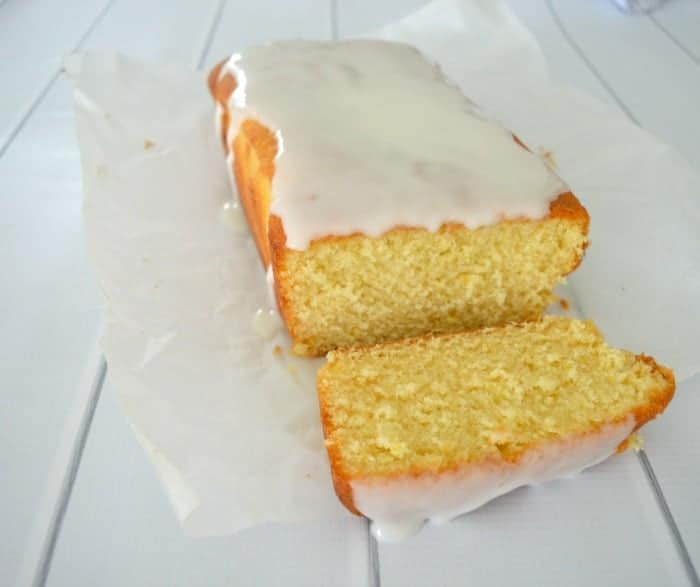 Easy Thermomix Lemon Cake - Thermobliss