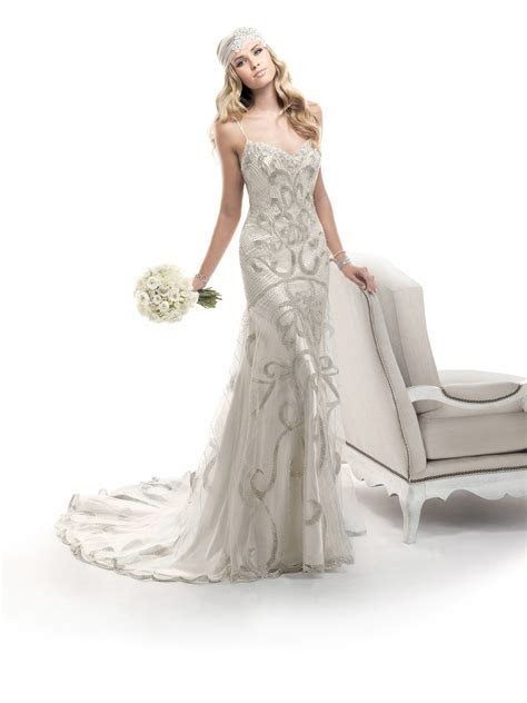 Maggie Sottero Wedding Dresses   Style Chancey 4MK847