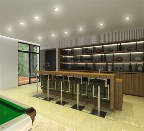 modern bars bar counters designs model samples