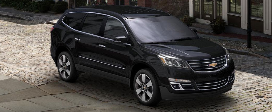 2015 Chevrolet Traverse in Rockford, MI