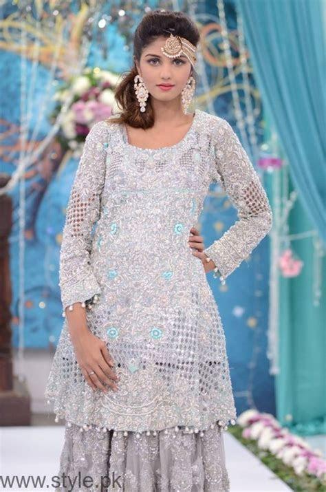 Trendy Bridal & Formal Dresses at Nida Yasir's Morning Show